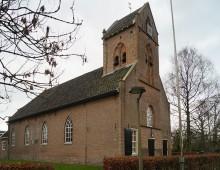 Herstel kerktoren