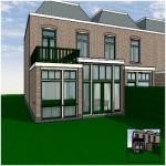 Verbouwing monumentale woning