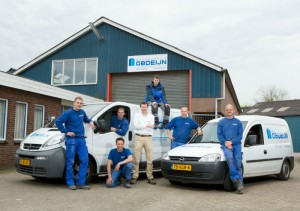 Team Obdeijn april 2014
