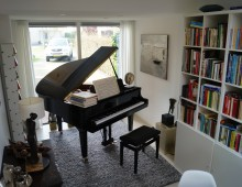 Van garage tot muziekkamer