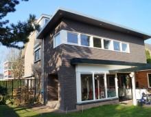 Uitbreiding bovenetage woning